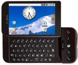 HTC Dream G1 (Android)